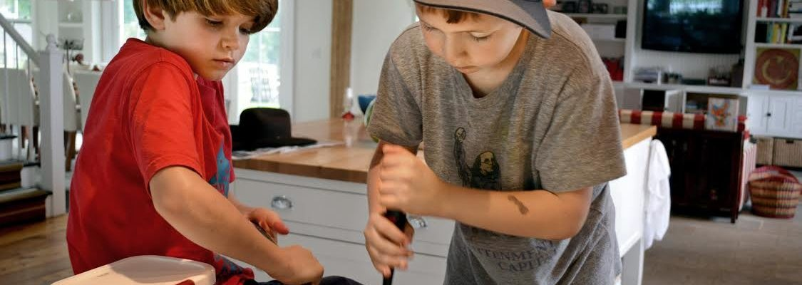 3 Tips For Teaching Your Kids Kitchen Skills