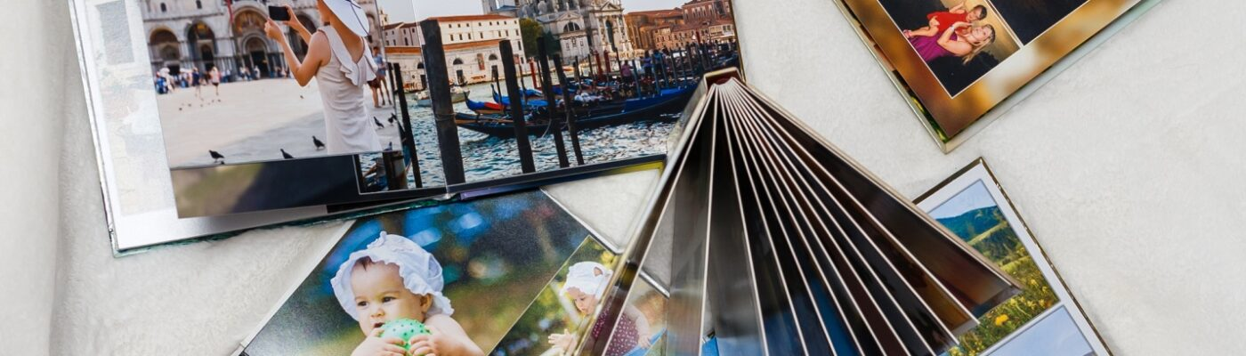 Tips for Designing a Professional Photo Book